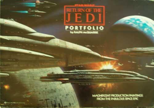 Star Wars Portfolio Ralph McQuarrie