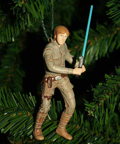 Hallmark Keepsake 1997 Luke Skywalker