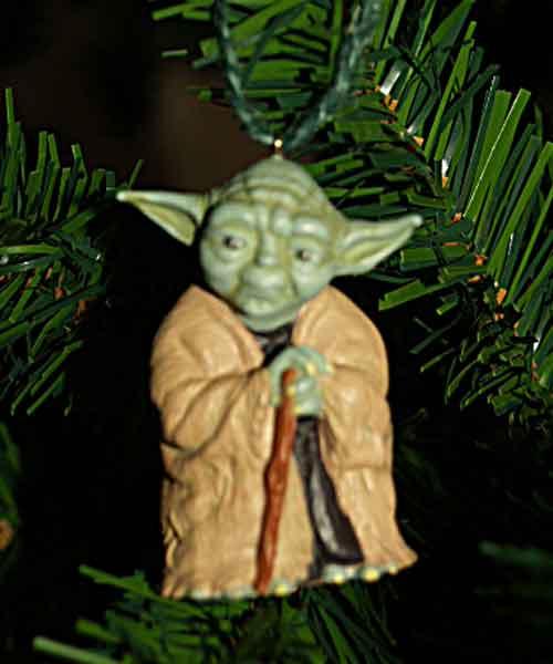 Hallmark Keepsake 1997 Yoda