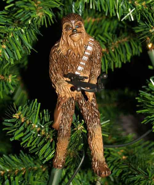 Hallmark Keepsake 1999 Chewbacca