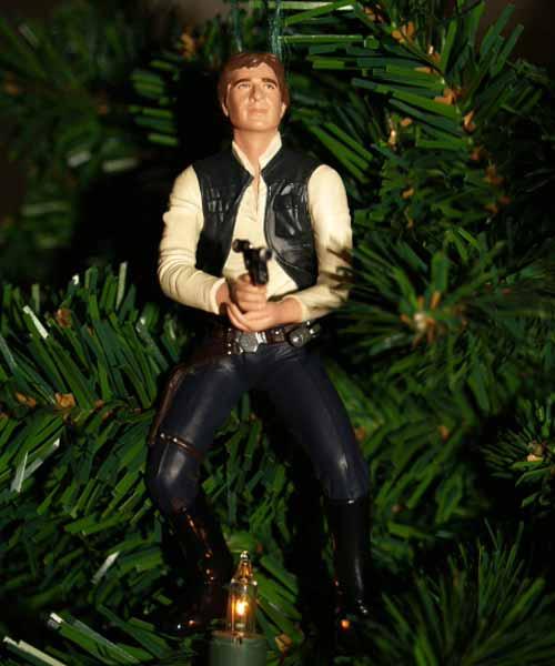 Hallmark Keepsake 1999 Han Solo