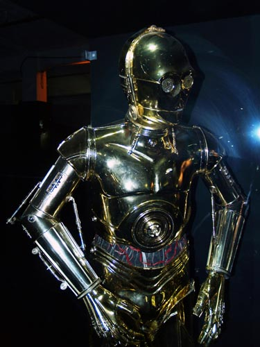Real C3PO