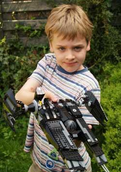 Lego Rogue Shadow
