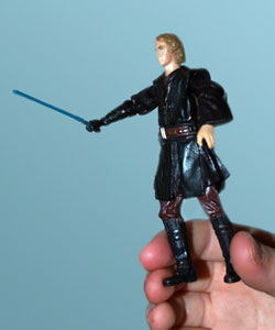 Anakin Action figure 2