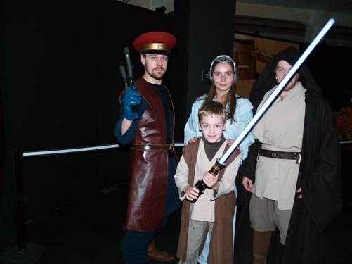 Wijnand, Princess, Jedi, Guard