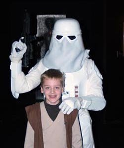 Wijnand and Snowtrooper