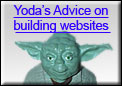 Yoda's Advice On Building Websites