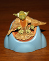 Yoda in Council chair