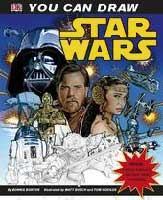 You Can Draw Star Wars Bookcover